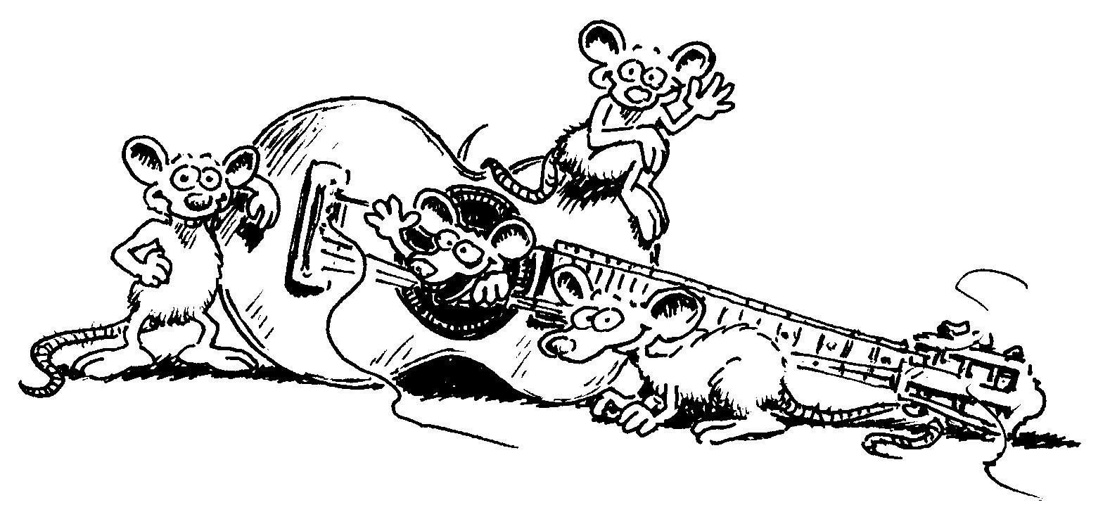 GitarrenRatten