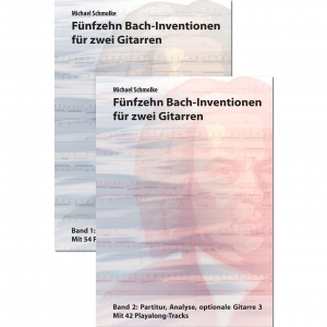 INVENTIONEN Bundle Bd1+2