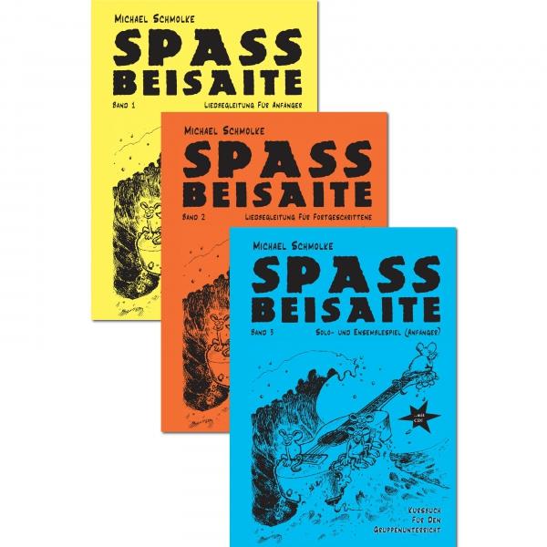 SPASS BEISAITE Bundle Bd1-3