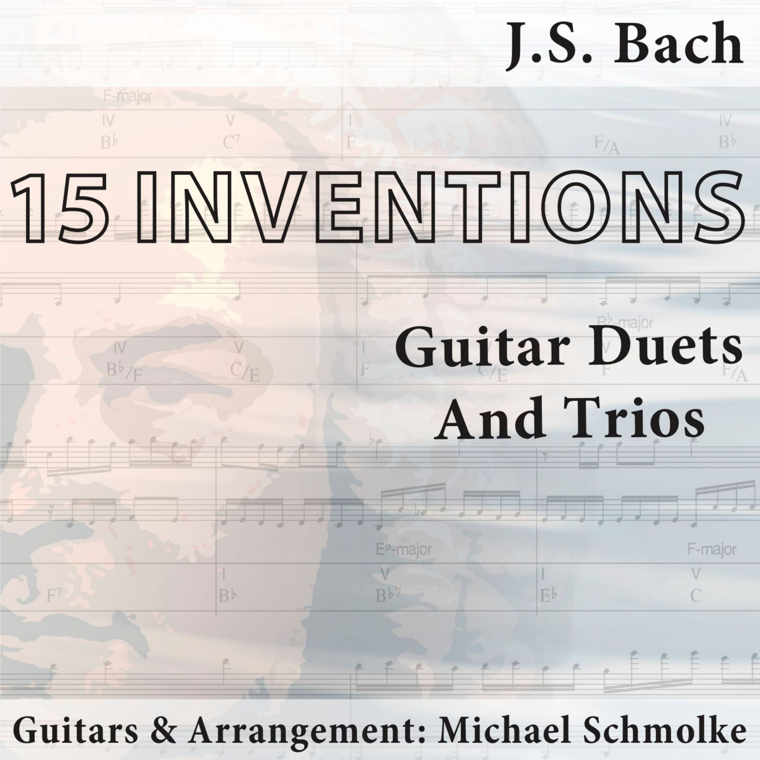 15 Inventions - Guitar Duets And Trios